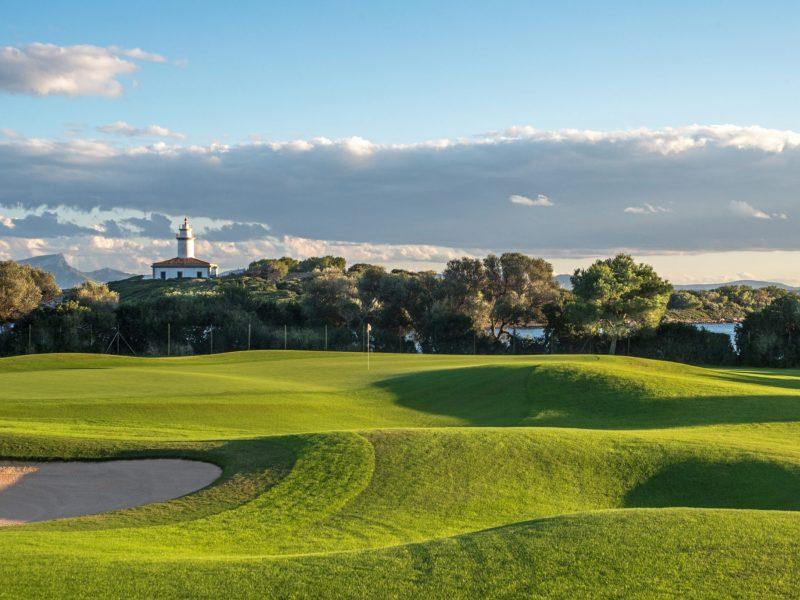 Club de Golf Alcanada mallorca 01