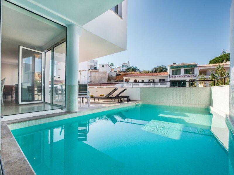 EVG410 Luxury Villa Golf Holiday In The Algarve