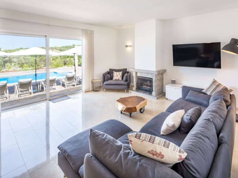 Evg865 Luxury Villa Golf Holiday In The Algarve 11