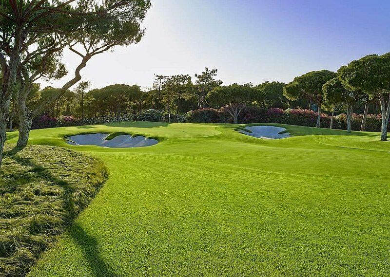 Quinta do Lago North golf course portugal 01