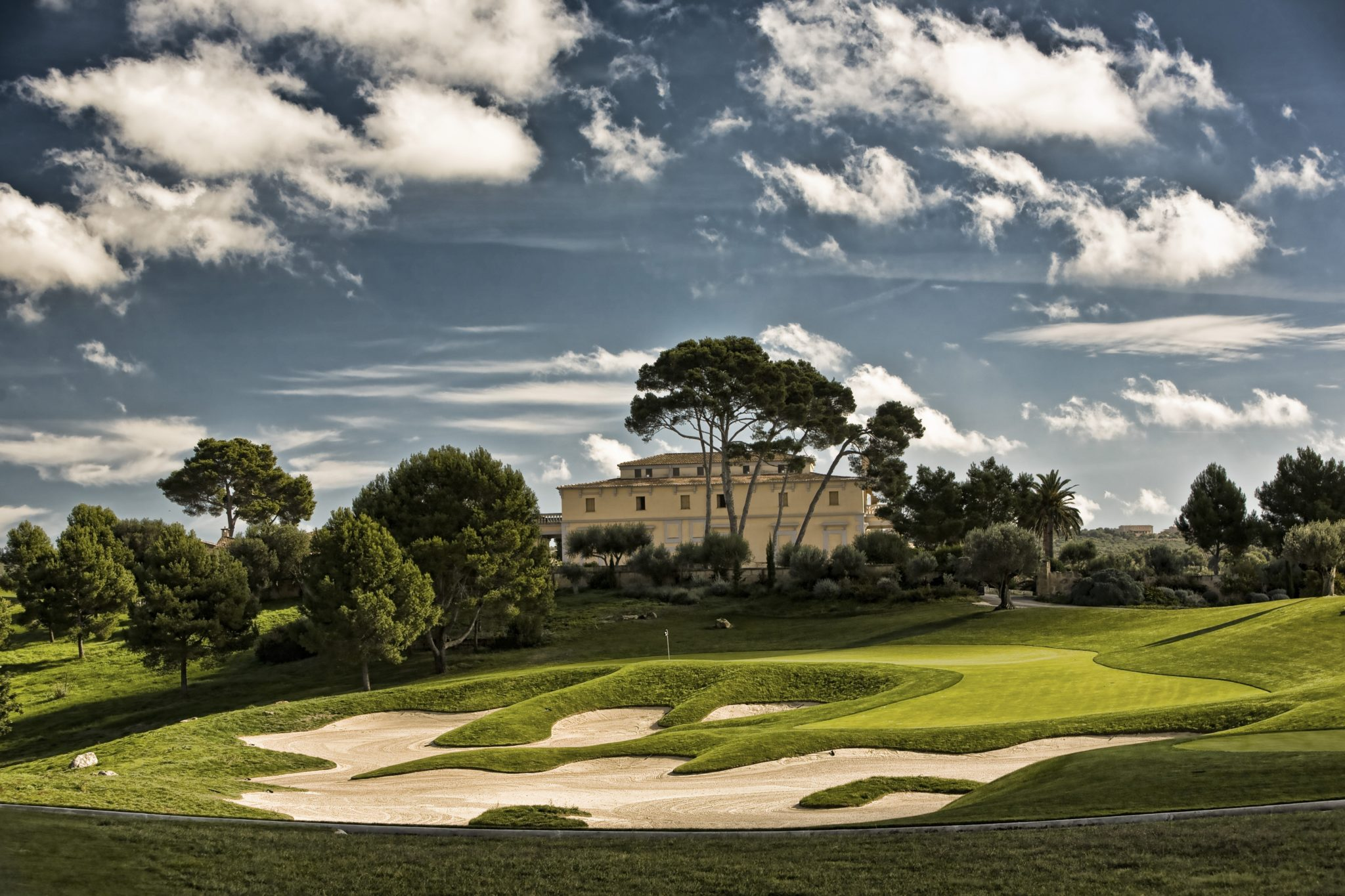 son gual golf course mallorca 01